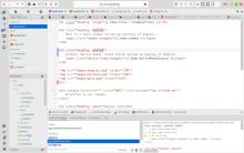 UI with Cupertino theme